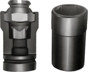 38mm x 20mm Budd Wheel Socket T/&E Tools 86138B