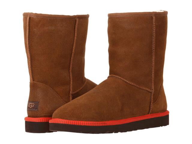 ugg boots classic short chestnut
