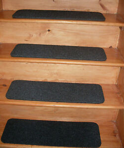 5 Step 9\'\' x 35\'\' Outdoor/Indoor Stair Treads Non-Slip Staircase ...