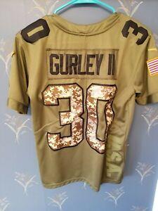 Nike-Todd-Gurley-Women-Salute-to-Service-Jersey-Medium-M