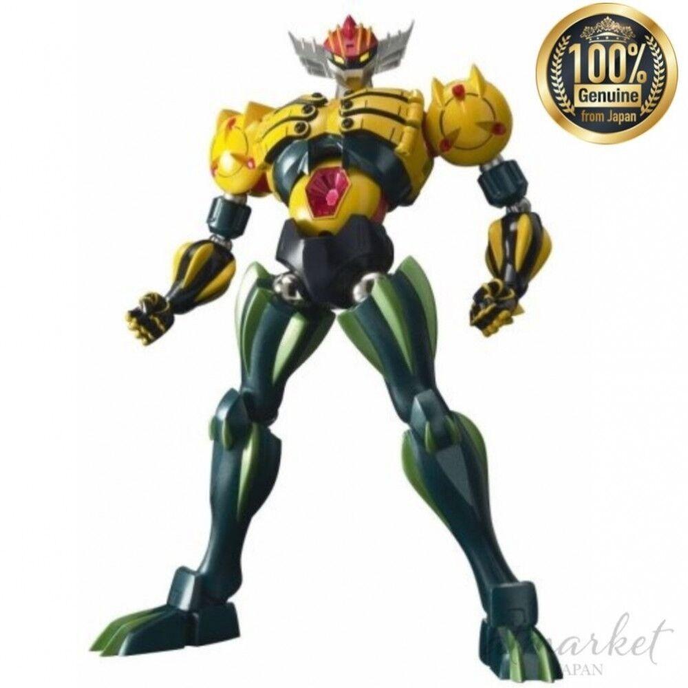 Bandai Soul Of Cogokin Figura GX-42 Acero Dios Sieg Robot Juguete Muñeca de