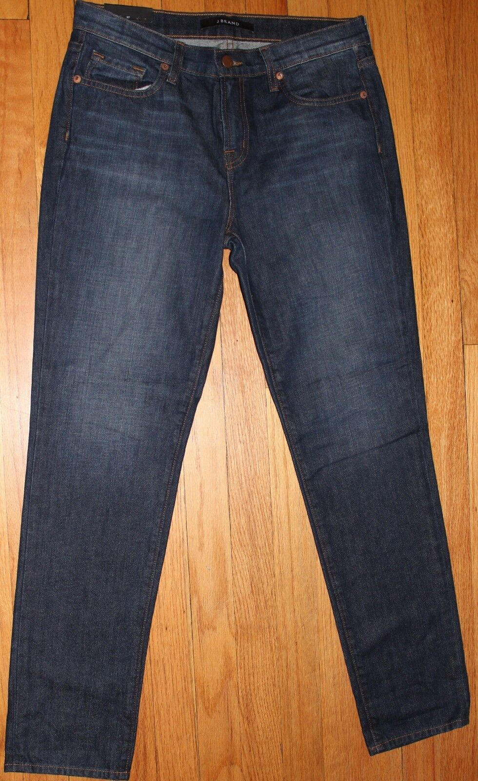 198 J BRAND Aidan Souple Garçon Jeans Sz 27
