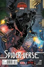 Spider- Verse #3 (NM)`15 Costa/ Araujo