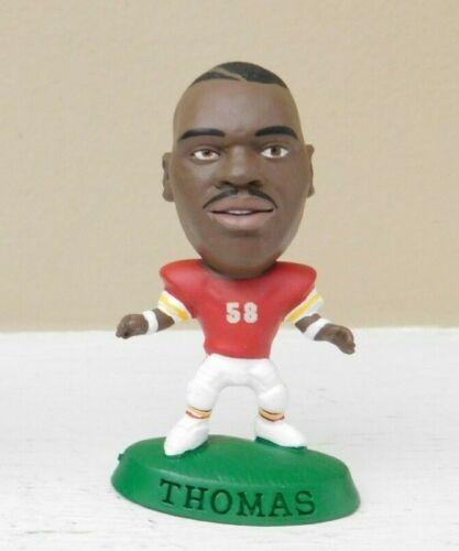 """1998 titreuse Derrick Thomas Kansas City Chiefs 3/"""" Action Figure"""
