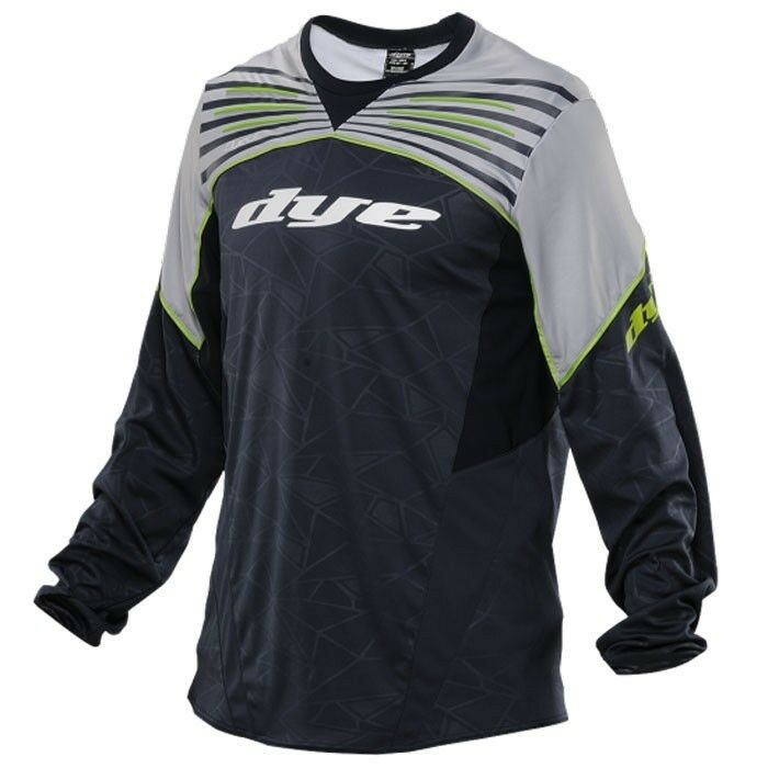 Dye Ultralite Paintball Jersey 2014 - Navy Light grau