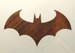 Super Hero Stencil/Templa<wbr/>te 6 Pack Reusable 10 mil Mylar