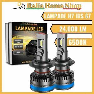 LAMPADE LED ALTE PRESTAZIONI ATTACCO H7 24000 LUMEN