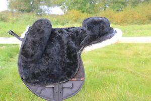 Bareback-Saddle-Pad-100-Genuine-Siberian-Sheepskin-4TH-OF-JULY-SALE
