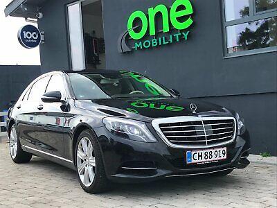 Annonce: Mercedes S350 3,0 BlueTEC aut. ... - Pris 599.000 kr.