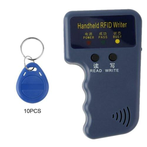 RFID Handheld 125KHz EM4100 ID Card Copier Writer Duplicator Rfid Copier BR