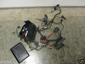 bmw r1200c fuse box wiring harness ebay rh ebay com 2003 BMW 325I Wiring Harness BMW E46 Wiring Harness