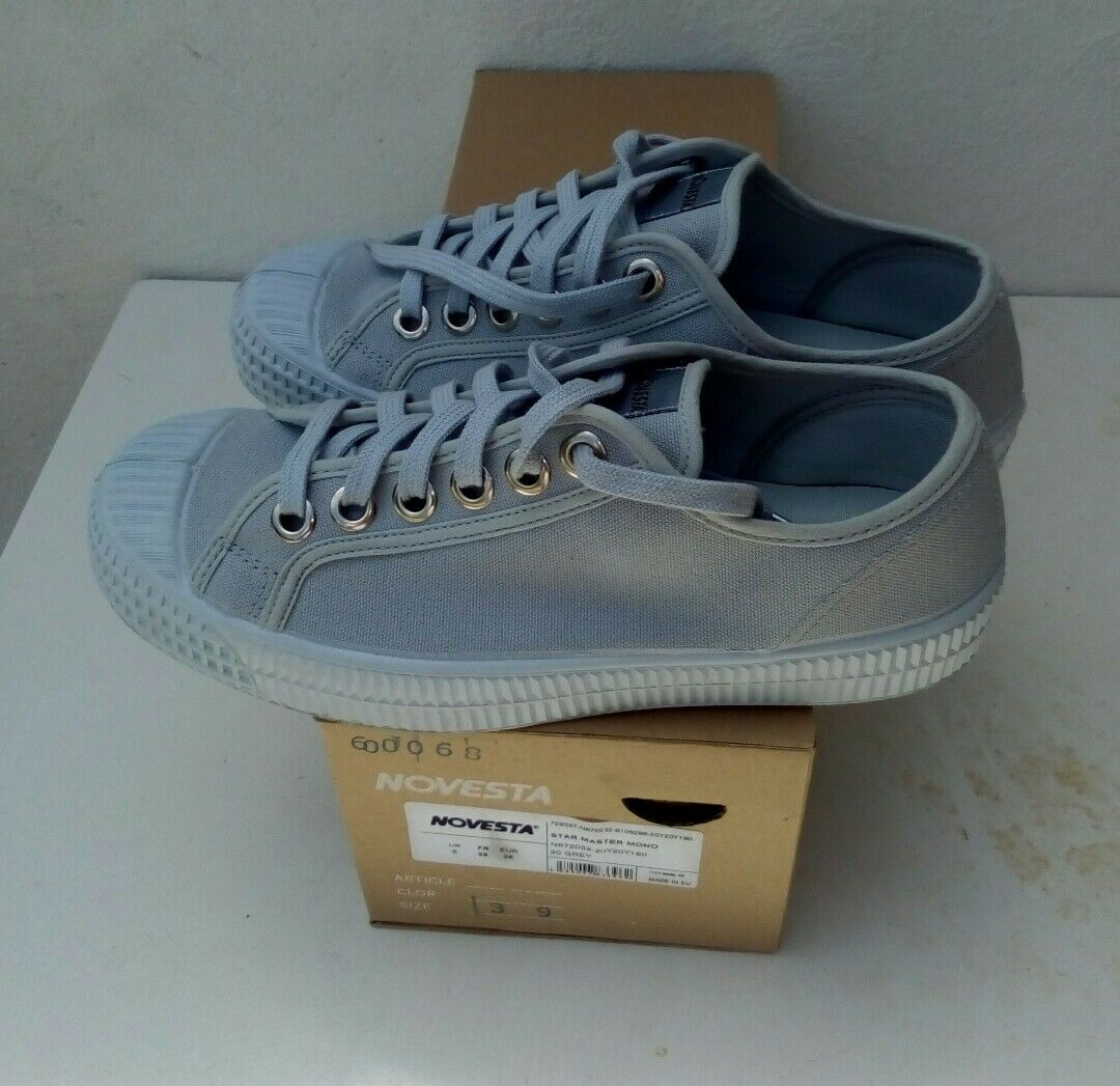 NOVESTA STAR MASTER MONO GREY 38 EU NEW OG BOX new nuevo
