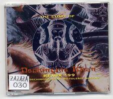 Dschinghis Khan Maxi-CD The Story Of Dschinghis Khan Remix '99 - 3-track CD