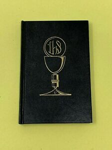Vintage-IHS-Liturgy-Mass-Book-Small-Black-Made-in-USA