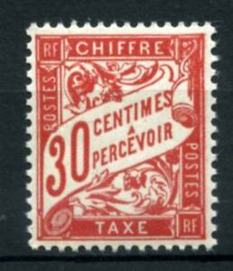 TIMBRE-TAXE-N-33-NEUF-GOMME-ORIGINALE