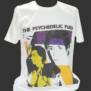 THE PSYCHEDELIC FURS PUNK ROCK T-SHIRT echo /& the bunnymen church S-3XL