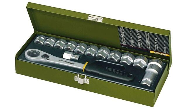 Proxxon 14-teiliger Spezialsatz von 13 bis 27 mm - 23604