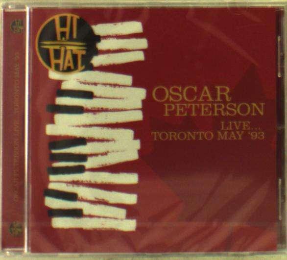 Oscar Peterson - Live … Toronto Mai '93 Neue CD