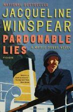 Maisie Dobbs Novels: Pardonable Lies 3 by Jacqueline Winspear (2006, Paperback)