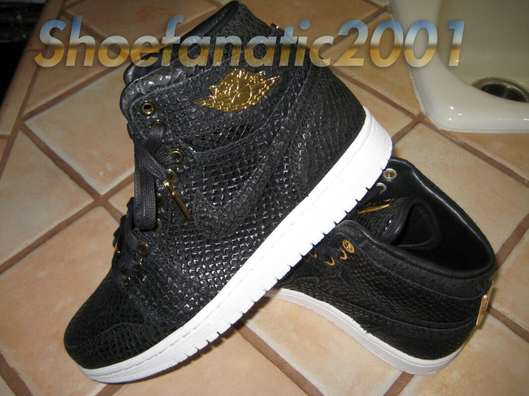 Nike Air Jordan 1 Pinnacle  Black Metallic gold 8 SB Supreme Bred Royal Fragment