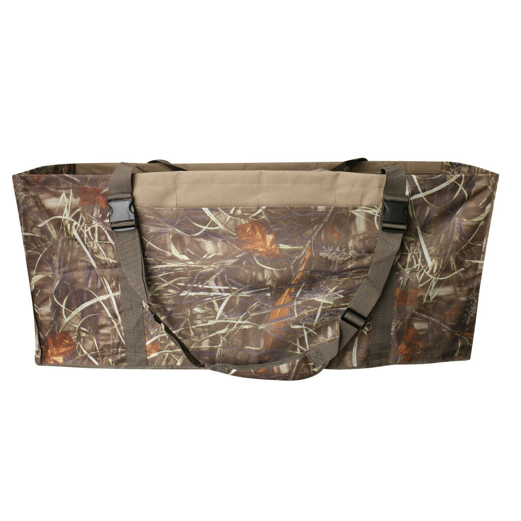 2pcs Lightweight Nylon Slotted  Decoy Bag with 12 Slot - Predect Decoys  online at best price