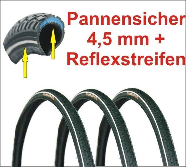 FISCHER Reifen Trekking 28 schwarz 47-622