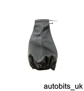 BLACK-GEAR-SHIFT-STICK-KNOB-COVER-GAITER-GAITOR-FOR-VAUXHALL-CORSA-ASTRA-VECTRA