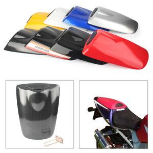 Moto-Rear-Seat-Cover-Cowl-Fairing-Fit-Honda-CBR929RR-2000-2001-Multi