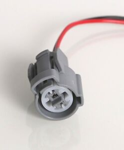 honda iat intake air temperature fan knock sensor plug pigtail rh ebay com