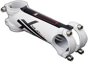 "XLC Pro SL 1 1//8/"" Lightweight Road Bike Aluminium 110mm A-Head Stem 31.8mm White"