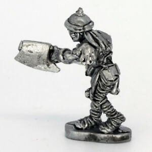 Skeleton-with-Axe-Warhammer-Fantasy-Armies-28mm-Unpainted-Wargame