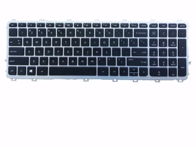 For HP ENVY 15-j 17-j 15-j000 17-j000 760743-281 Keyboard Thailand USA Backlit