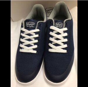 50e27bd9b1aa2 Details about Original Penguin Men's Braylon Knit Sneakers, navy, Size 11.5