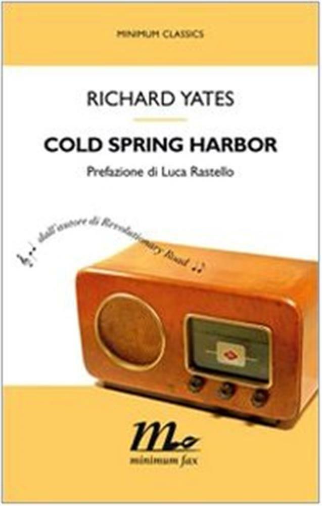 Cold Spring Harbor - Yates Richard