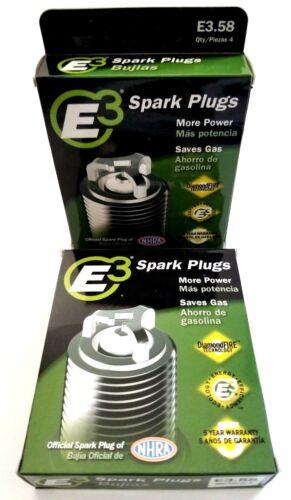 E3.58 E3 Premium Automotive Spark Plugs 8 SPARK PLUGS 5 Year or 100,000 Miles