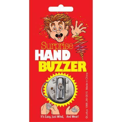 Magic /& Party Tricks Details about  /HAND BUZZER