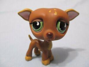 Littlest Pet Shop Dog Greyhound 507 Authentic Lps