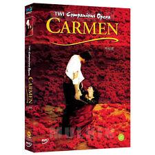 TWI Companions Opera - CARMEN DVD (*New *Sealed *All Region)