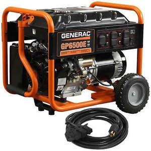 generac portable generators. image is loading generac6515gp6500e6500wattelectricstartportable generac portable generators