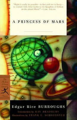 The Martian Tales by Burroughs, Edgar Rice (Paperback book, 2003)