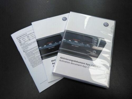 VW original appconnect MirrorLink carplay Android auto 5g0 054 830A