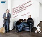 Giovanni Benedetto Platti, Antonio Vivaldi: Six Sonatas for Violoncello and Basso continuo (CD, Apr-2013, Oehms Classics)