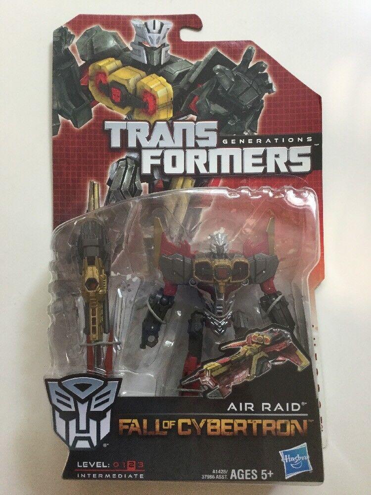 Transformers Generations Fall of Cybertorn FOC Deluxe Class Air Raid