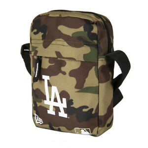 best sale wholesale lower price with Details about New Era Homme Los Angeles Dodgers Sac Bandoulière -  Camouflage Forêt Neuf avec