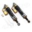 320mm-340mm-375mm-400mm-Motocicleta-Amortiguadores-Choques-Amortiguador miniatura 11