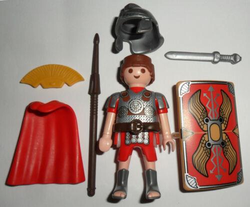 Pilum Soldat mit Helm 38115 Schwert und Schild Umhang Römer
