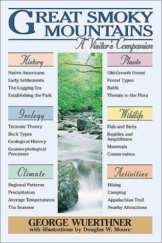 Great Smoky Mountains: A Visitors Companion (Nati