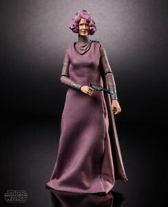 Star-Wars-Black-Series-Hasbro-Admiral-Holdo-Action-Figure-SHIPS-LOOSE-In-Stock