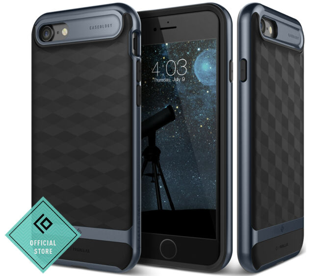 For Iphone 7 8 Plus Case Caseology Parallax Protective Tpu Slim Cover For Sale Online