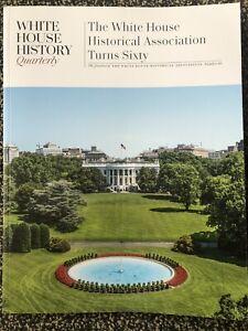 Whitehouse History Quarterly Historical Association Magazine Number 60 Turns 60